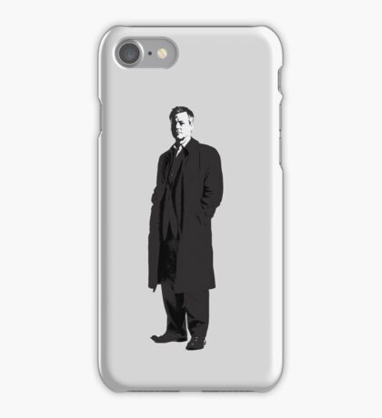 Detective Inspector G. Lestrade iPhone Case/Skin
