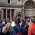 Pantheon, Rome by Namdres