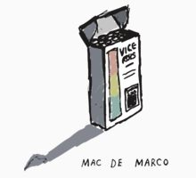 Mac Demarco HQ Viceroy Drawing by PARCELFORCE
