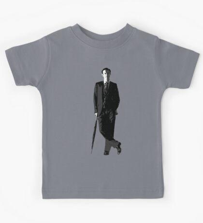 Mycroft Holmes, British Government Kids Tee