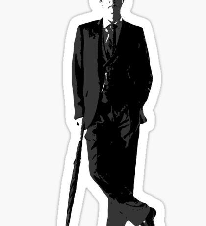 Mycroft Holmes, British Government Sticker