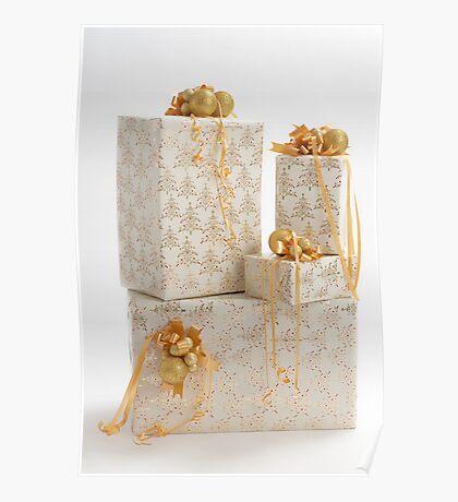 Gift box Poster