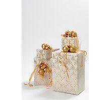 Gift box Photographic Print
