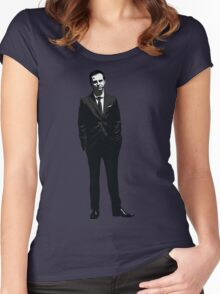 Jim Moriarty, Consulting Criminal Women's Fitted Scoop T-Shirt