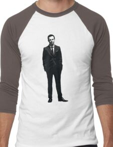 Jim Moriarty, Consulting Criminal Men's Baseball ¾ T-Shirt