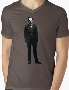 Jim Moriarty, Consulting Criminal Mens V-Neck T-Shirt