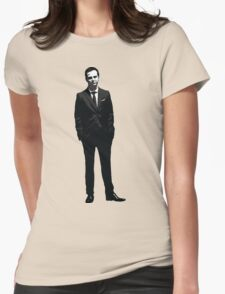 Jim Moriarty, Consulting Criminal Womens Fitted T-Shirt