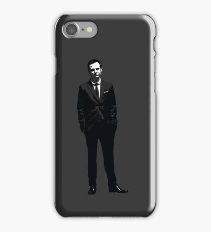Jim Moriarty, Consulting Criminal iPhone Case/Skin