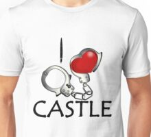 I Love Castle Unisex T-Shirt