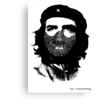 Che Hannibal Street Art Canvas Print