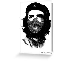 Che Hannibal Street Art Greeting Card