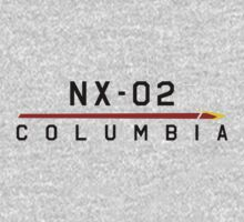 ST Registry Series - Columbia Large Logo by Christopher Bunye