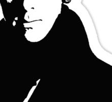 Sherlock is My Homeboy Sticker