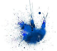 Splash Space Blue by NightArk