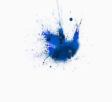 Splash Space Blue Unisex T-Shirt