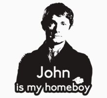 John is My Homeboy by Deastrumquodvic