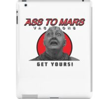 ATM Vacations iPad Case/Skin