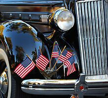 Packard Celebration by Ron Hannah