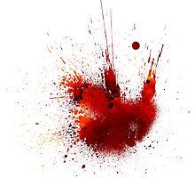 Splash Space Red by NightArk