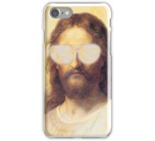 Cool Jesus Street Art iPhone Case/Skin