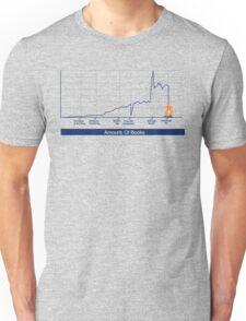History of Books Unisex T-Shirt