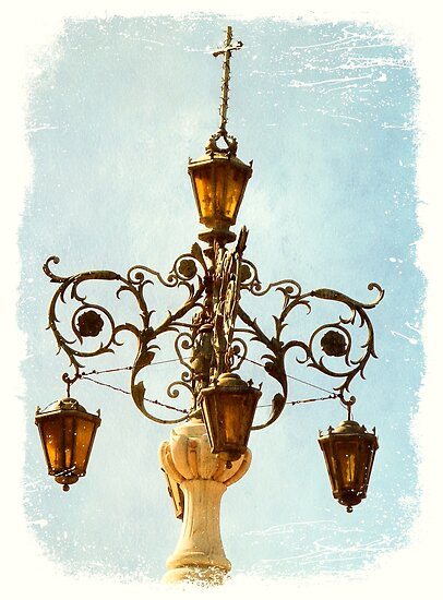 Plaza Light by angelandspot