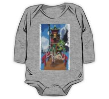River Spirit  One Piece - Long Sleeve