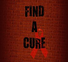 Find A Cure by Scott Mitchell