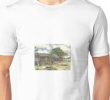 Barn Home 1976 Unisex T-Shirt