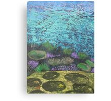 Reef Under the Sea Canvas Print
