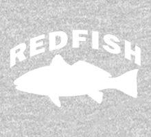 Simply Redfish Kids Tee