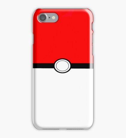 Pokeball case iPhone Case/Skin