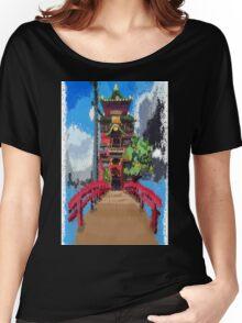 Spirit bathhouse  Women's Relaxed Fit T-Shirt