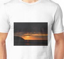 Pacific Ocean at Night Unisex T-Shirt