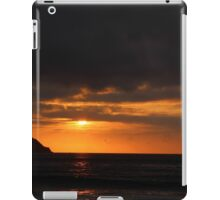 Pacific Ocean at Night iPad Case/Skin