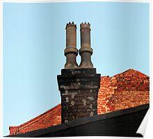Chimney Poster