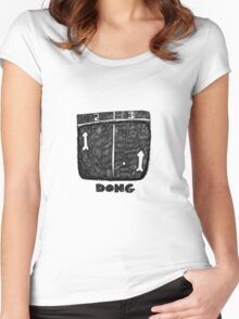Dong Women's Fitted Scoop T-Shirt
