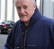 Robert Vaughn by NickUnderhill