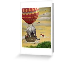 Love of Imagination Greeting Card