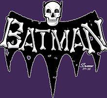 Bats Skull by Summo13