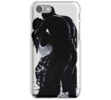 A Kiss On The Beach iPhone Case/Skin