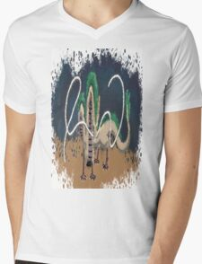 Beautiful River Spirit   Mens V-Neck T-Shirt