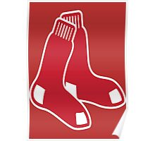 Red Sox Poster