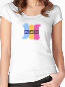 Pai shirt Women's Fitted Scoop T-Shirt
