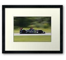 ALMS 2011 LRP Genoa Racing LMPC Framed Print