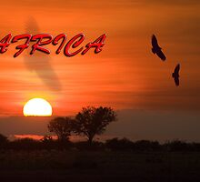 Africa calendar. by photosecosse /barbara jones