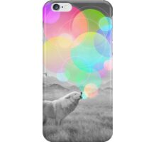 The Echoes of Silence iPhone Case/Skin