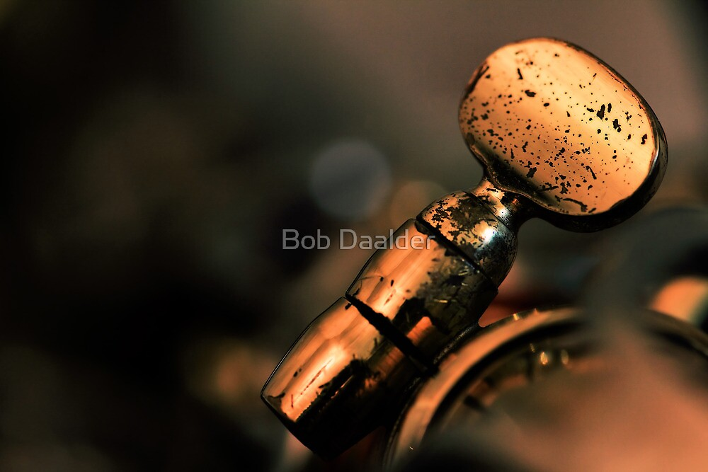 Just a blue note... by Bob Daalder