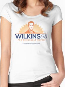 Wilkins 98 Women's Fitted Scoop T-Shirt