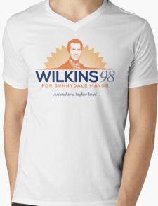 Wilkins 98 Mens V-Neck T-Shirt
